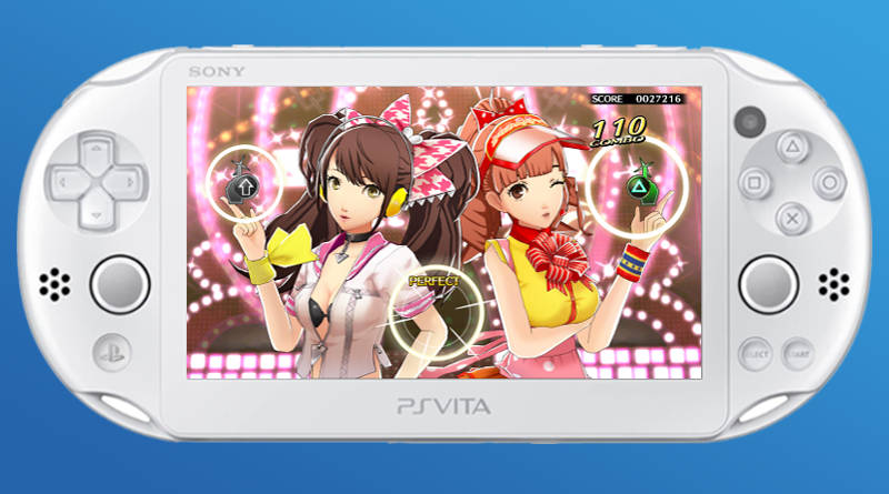 4.000.000 PS Vita Sold in Japan