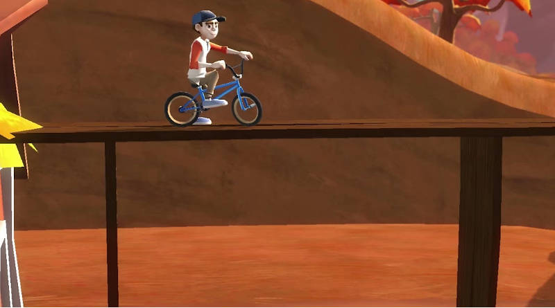 Pumped BMX + PS Vita