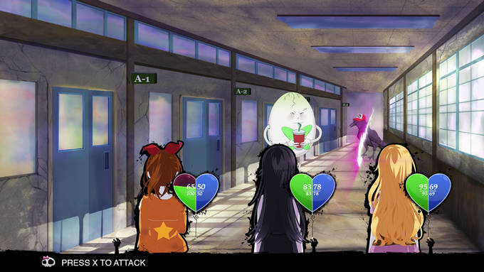 Undead Darlings: No Cure For Love Kickstarter PS Vita