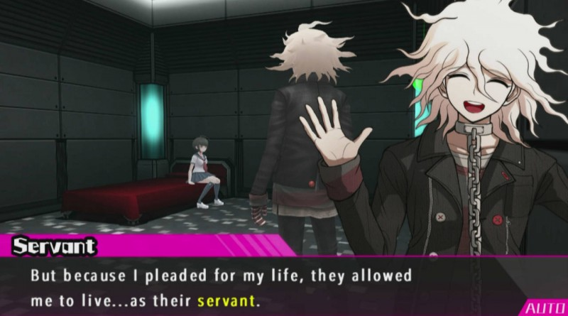 Danganronpa Another Episode: Ultra Despair Girls PS Vita