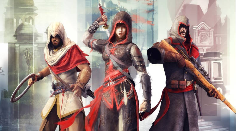 Assassin S Creed Chronicles Handheld Players