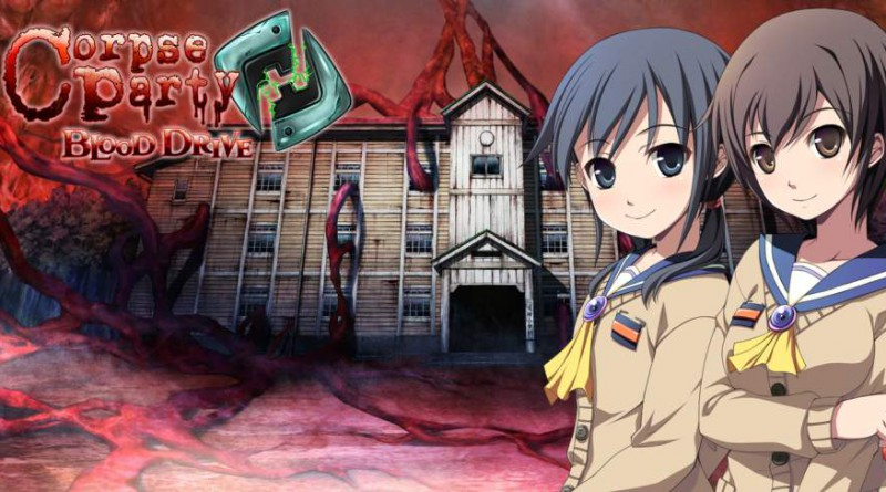 Corpse Party: Blood Drive PS Vita