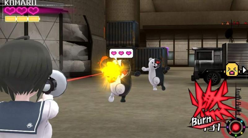Danganronpa Another Episode: Ultra Despair Girls PS Vita