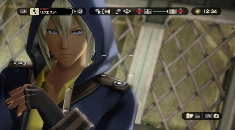 God Eater: Resurrection PS Vita PS4
