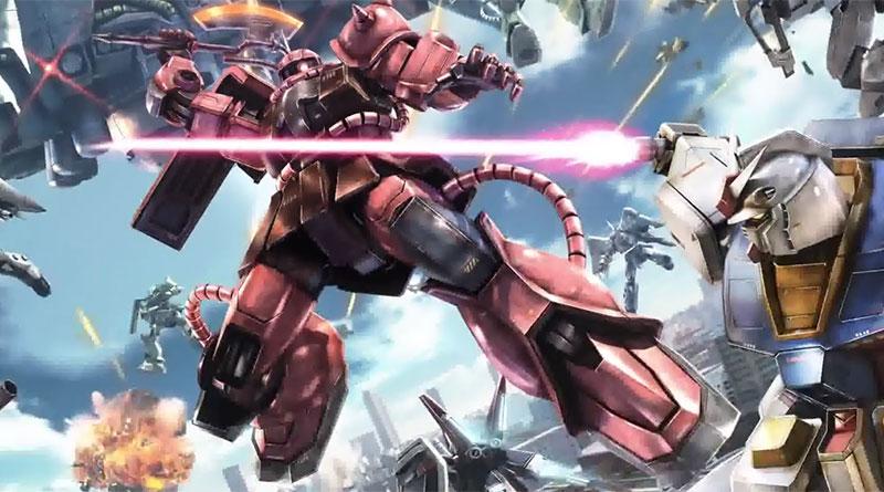 Gundam Conquest V PS Vita