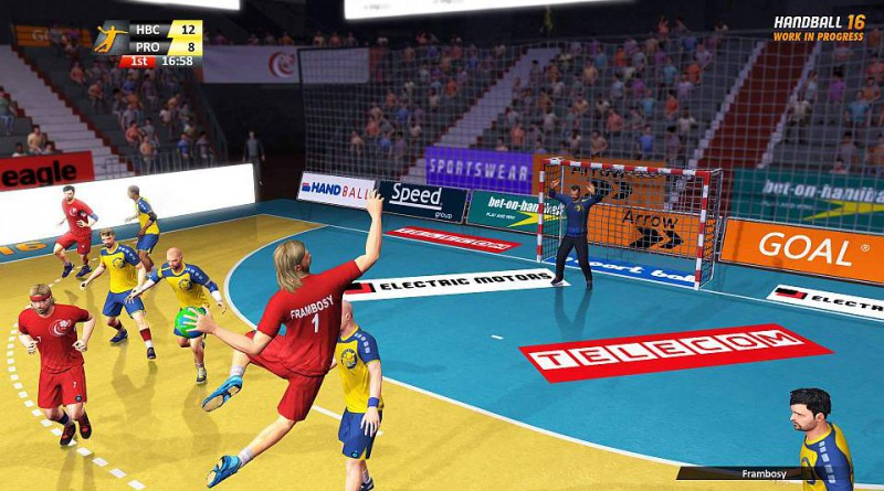 Handball 16 PS Vita PS3 PS4