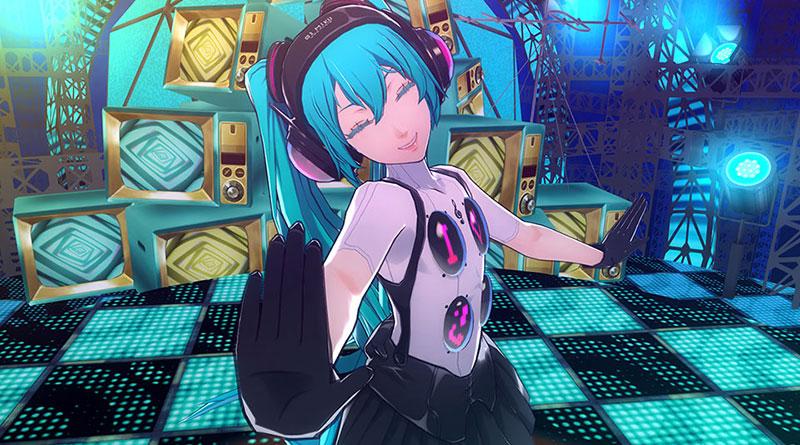 Hatsune Miku Will Sing in Persona 4: Dancing All Night