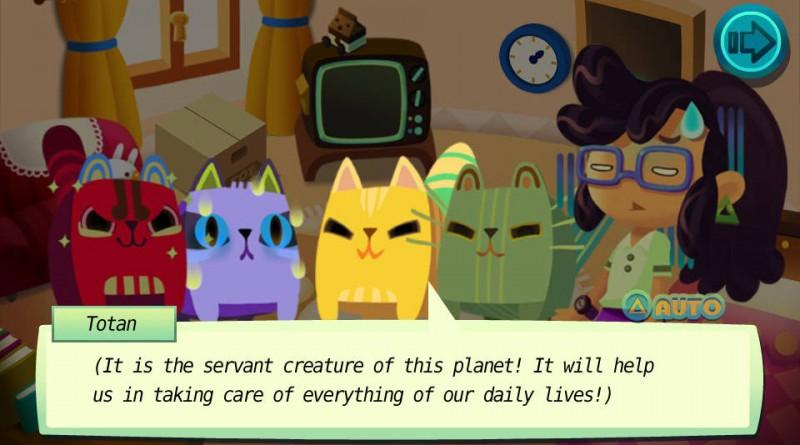 NekoBuro: Cats Block PS Vita