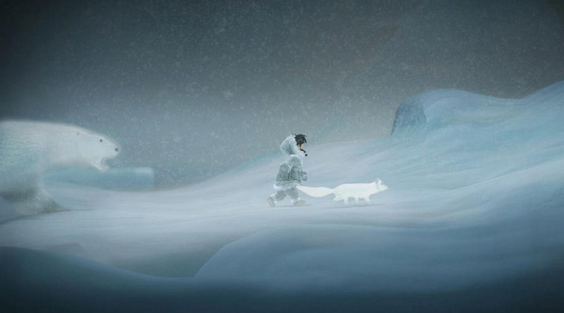 Never Alone PS Vita PS3