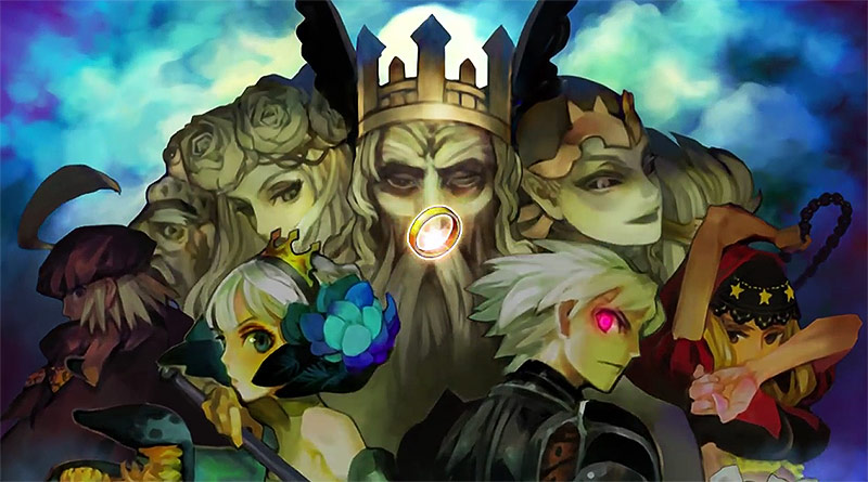 Odin Sphere: Leifdrasir PS Vita PS3 PS4