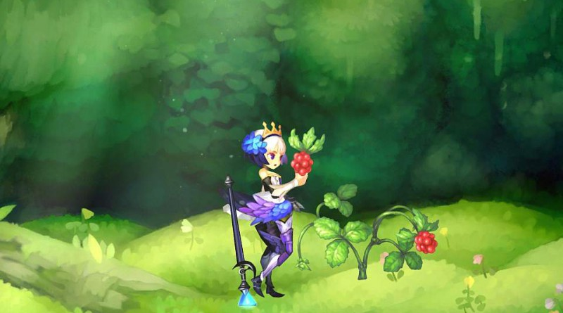 Odin Sphere Leifthrasir PS Vita PS3 PS4