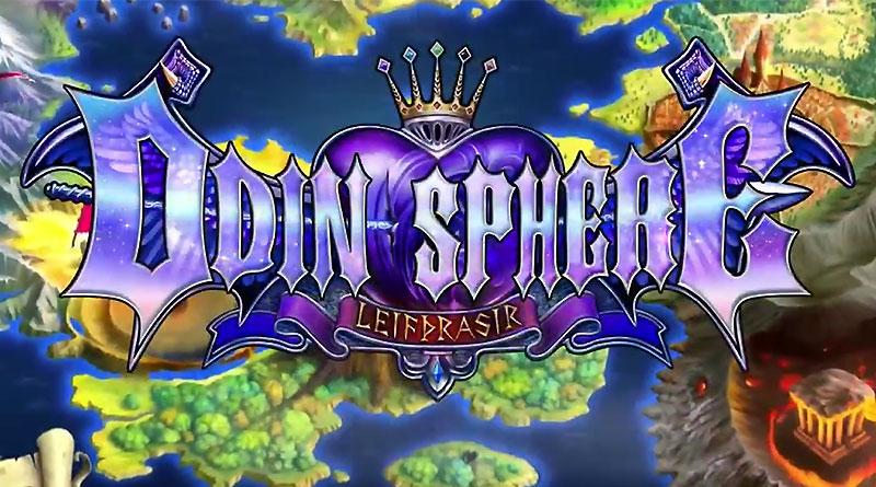 Odin Sphere Leifthrasir Odin Sphere: Leifthrasir PS Vita PS3 PS4