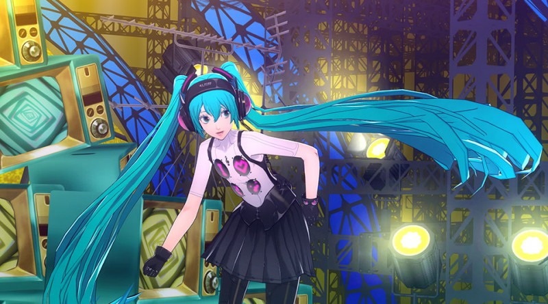 Hatsune Miku Persona 4: Dancing All Night PS Vita