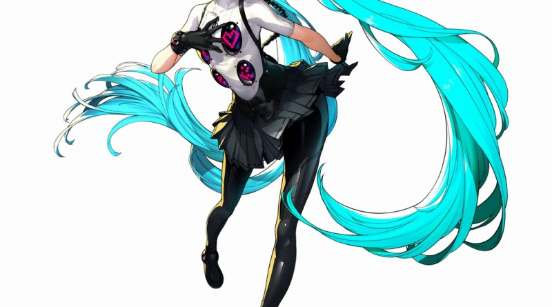 Hatsune Miku Persona 4: Dancing All Night PS Vita