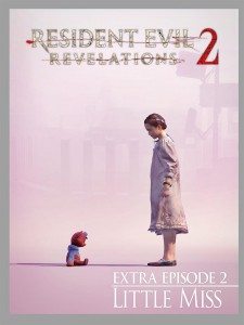 Resident Evil: Revelations 2 PS Vita Extra Episode 2 Little Miss