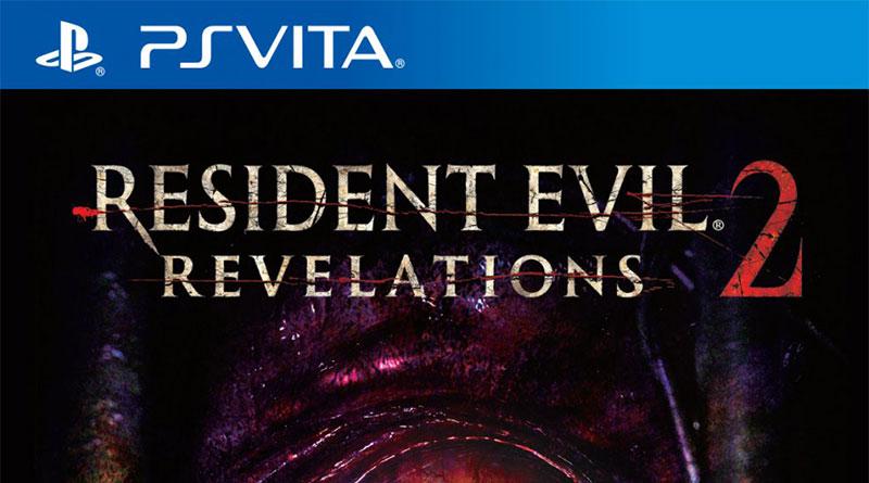 Resident Evil: Revelations 2 PS Vita
