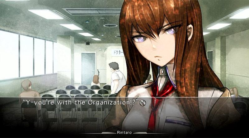 Steins;Gate PS Vita North America Standard Version