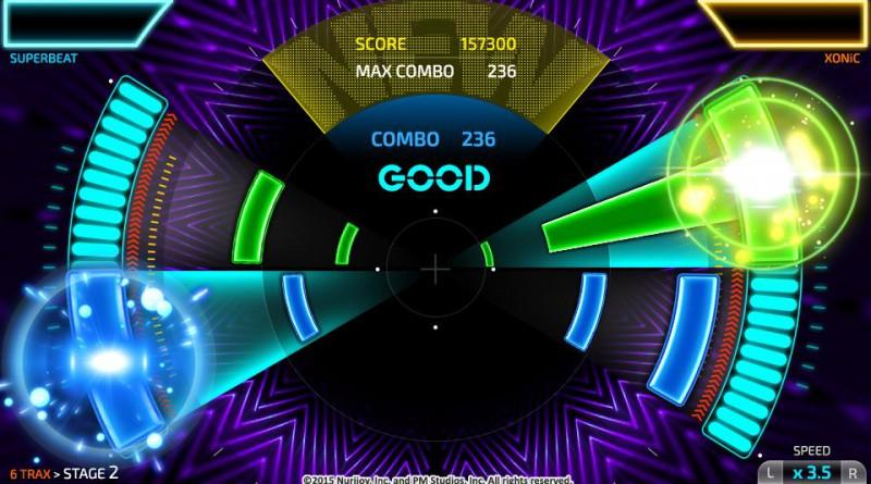 Superbeat: XONiC PS Vita
