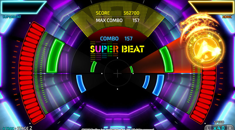 SUPERBEAT: XONIC PS Vita Gameplay Videos