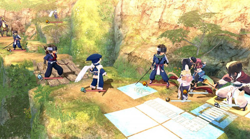 Utawarerumono: False Mask PS Vita PS3 PS4