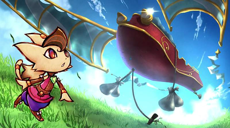 Airship Q PS Vita PS4 English Trailer