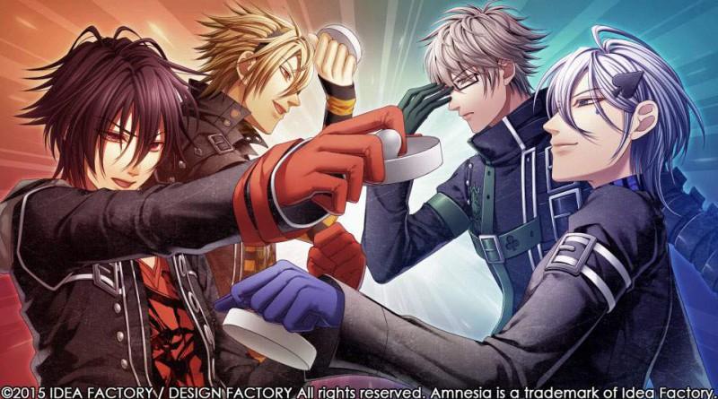 Amnesia: Memories PS Vita