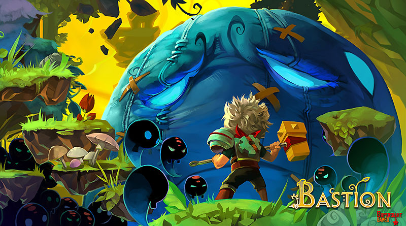Bastion PS Vita Release 2015