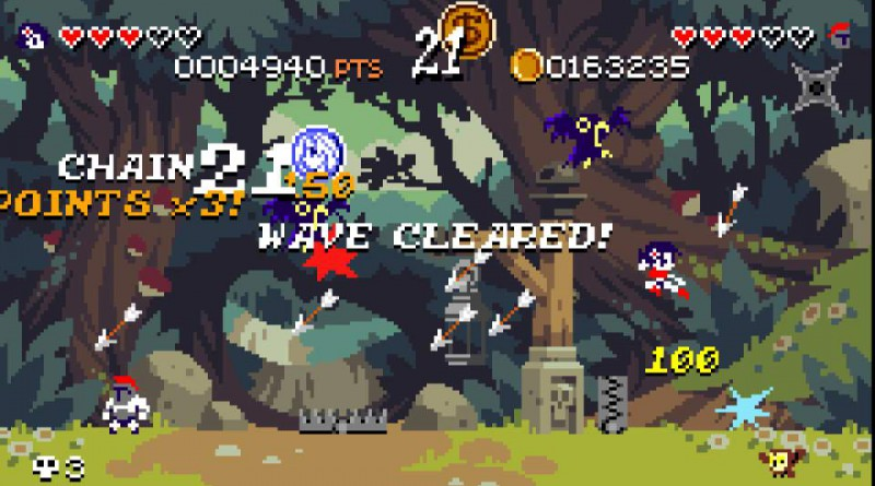Curses 'N Chaos PS Vita PS4