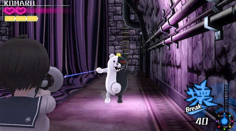 Danganronpa Another Episode: Ultra Despair Girl PS Vita New Releases