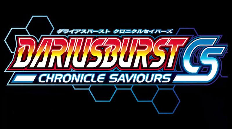 Dariusburst Chronicle Saviours PS Vita PS4