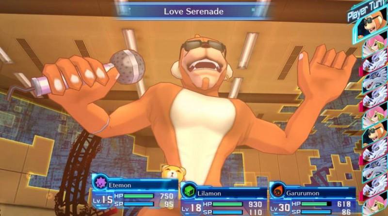 Digimon Story: Cyber Sleuth PS Vita PS4 English Screenshot