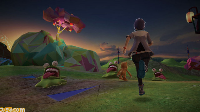 Digimon World: Next Order PS Vita Screenshot