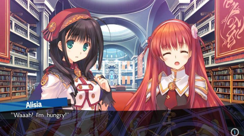 Dungeon Travelers 2: The Royal Library & The Monster PS Vita
