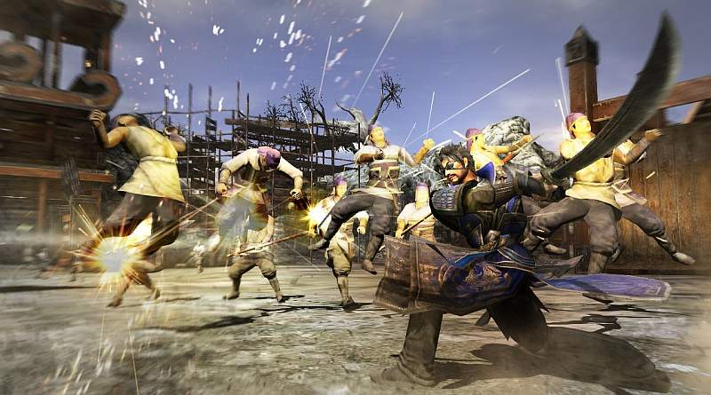 Dynasty Warriors 8: Empires PS Vita
