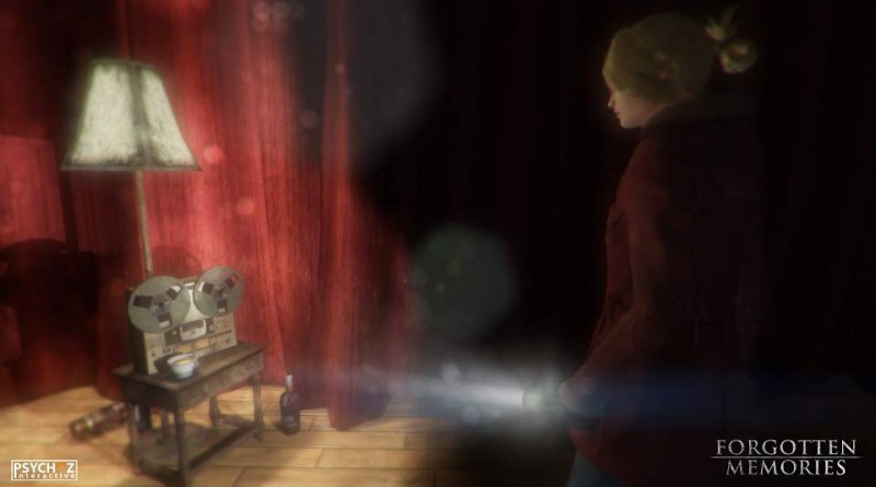 Forgotten Memories: Alsternate Realities PS Vita PS3 PS4 Director's Cut
