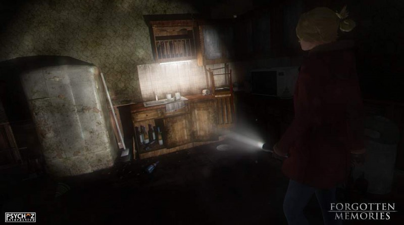 Forgotten Memories: Alsternate Realities PS Vita PS3 PS4 Director's Cut