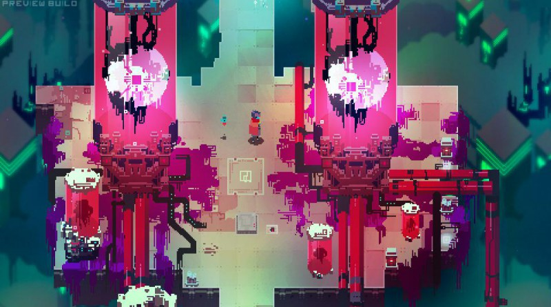 Hyper Light Drifter PS Vita PS4