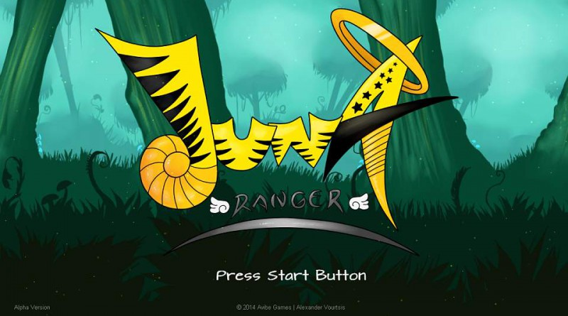 Juna Ranger PS Vita
