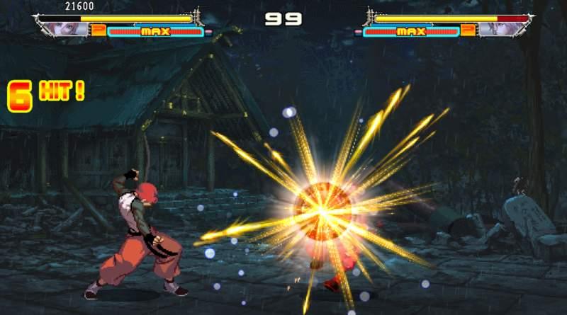 Legend Of Raven PS Vita PS4