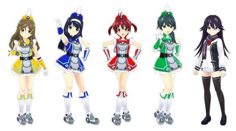 Miracle Girls Festival PS Vita