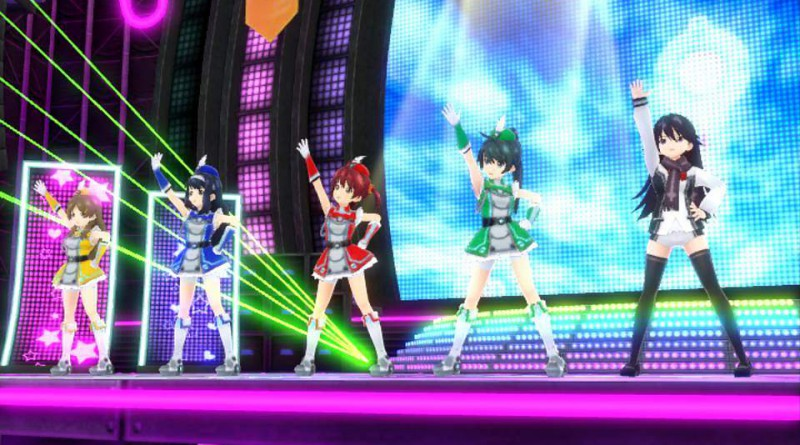 Miracle Girls Festival PS Vita