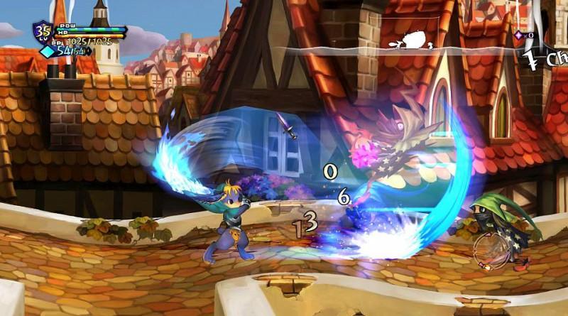 Odin Sphere Leifthrasir Odin Sphere: Leifdrasir PS Vita PS3 PS4