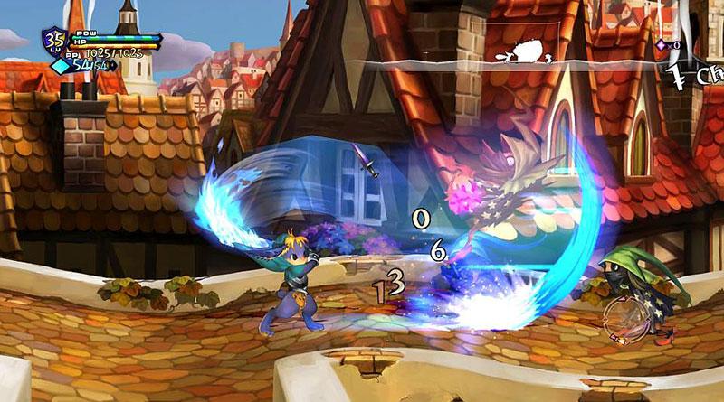 Odin Sphere Leifthrasir Odin Sphere Leifdrasir PS Vita PS3 PS4