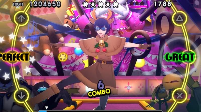 Persona 4: Dancing All Night PS Vita Naoto Shirogane European Release Date