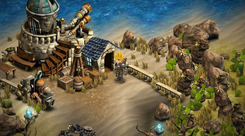 Rainbow Skies PS Vita PS3 PS4