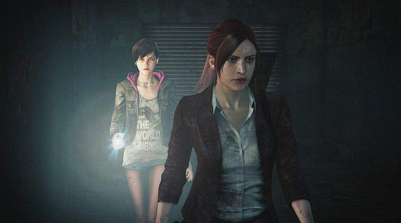 Resident Evil: Revelations 2 PS Vita Physical Release Asian Multi-Language