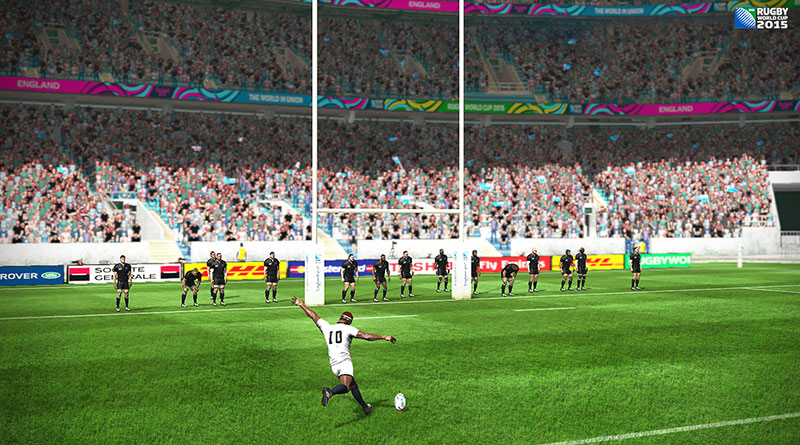 Rugby World Cup 2015 PS Vita Release Date