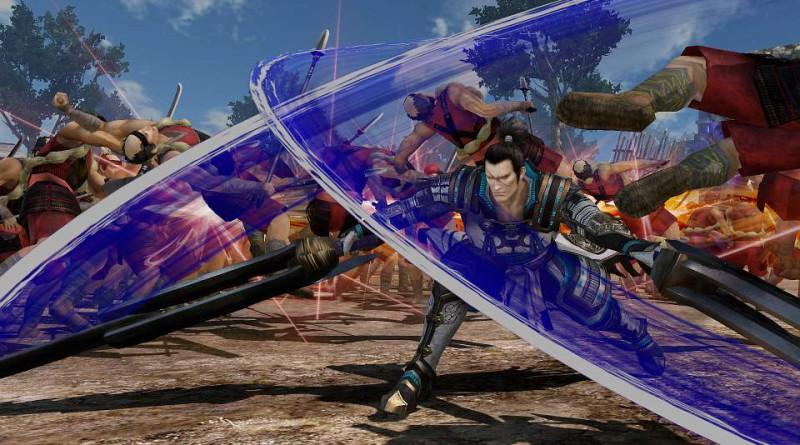 Samurai Warriors 4-II PS Vita PS3 PS4