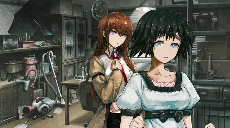 Steins;Gate PS Vita PS3 North America