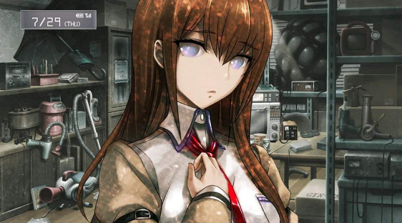 Steins;Gate PS Vita PS3 Screenshots